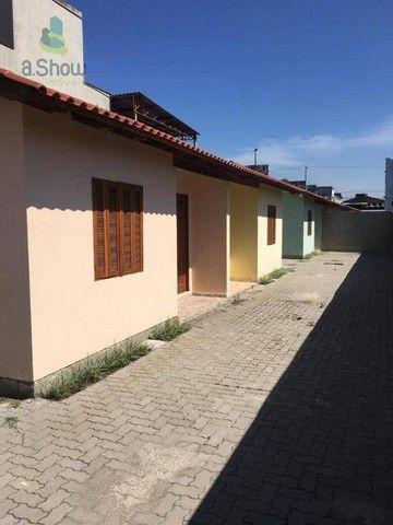 Casa com 2 dormitórios para alugar por R$ 800,00/mês - Niterói - Canoas/RS - Foto 2