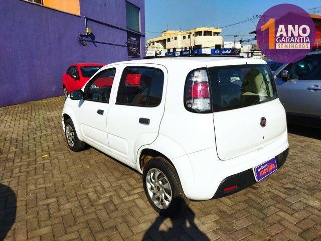 Fiat Uno Attractive 1.0 8V (Flex) 4p - Foto 3