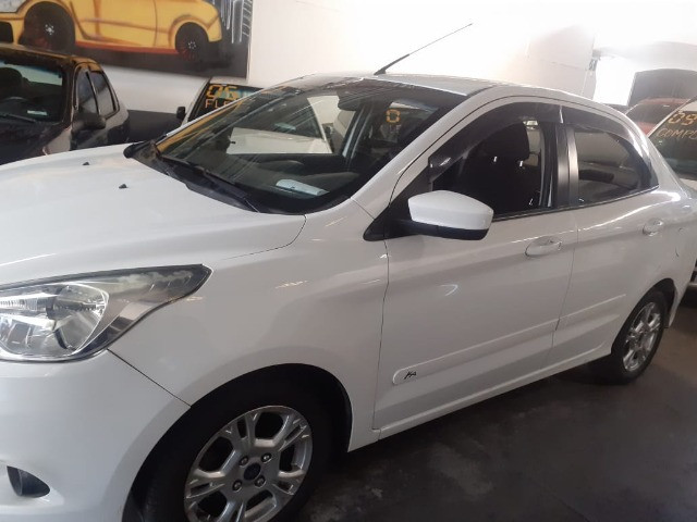 Ford Ká Sedan 2015 - Foto 6
