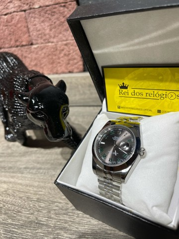 Rolex datejust wimbledon novo - Foto 2
