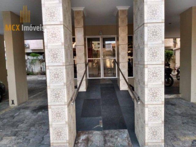 Apartamento com 4 dormitórios à venda, 106 m² por R$ 320.000,00 - Jacarecanga - Fortaleza/ - Foto 9