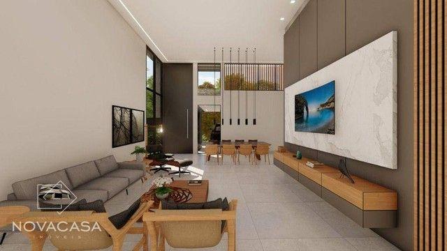 Casa com 4 dormitórios à venda, 318 m² por R$ 1.990.000,00 - Alphaville Lagoa dos Ingleses - Foto 7