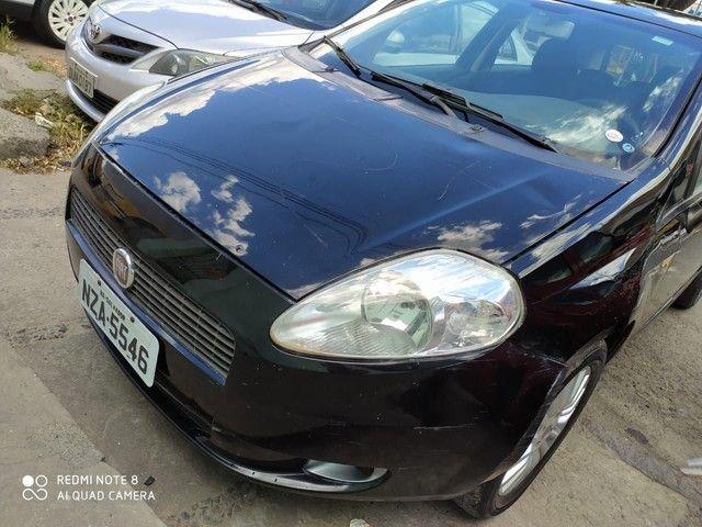 Fiat Punto ano 2012 completo de tudo  - Foto 4