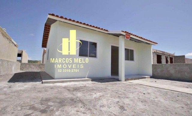 vendo casas no Denison Amorim- casa 3 quartos! - Foto 4