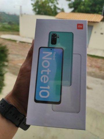 Celular Xiaomi Redmi note 10 4gb ram 64 armazenamento Lacrado 6 meses de garantia
