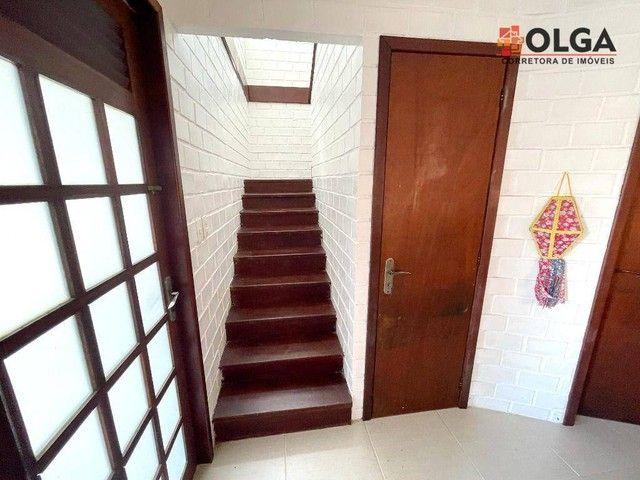 Casa com 3 dormitórios em condomínio, à venda, 120 m² por R$ 260.000 - Gravatá/PE - Foto 9