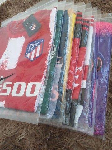 Camisas tailandesas Primeira linha  - Foto 3
