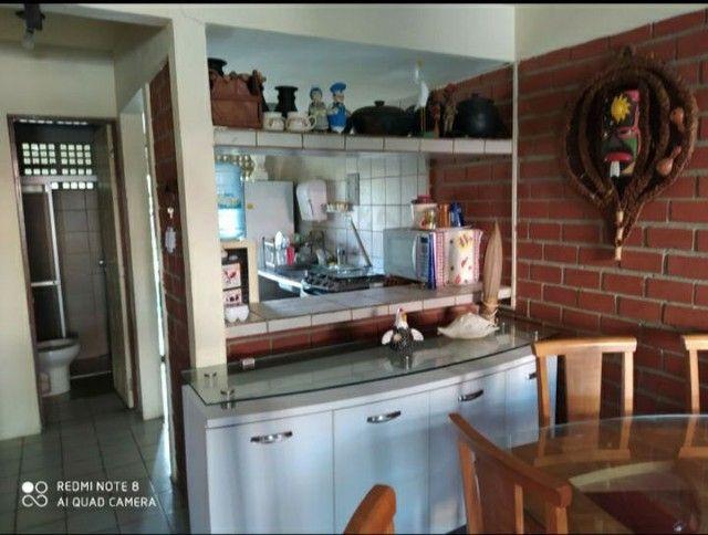 Casa duplex em condomínio em M.Farinha/100m2/mobiliado/4 quartos/1 suíte/piscina e mais  - Foto 3