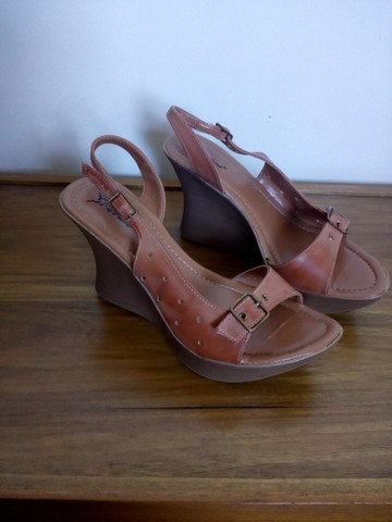 Sapato alto - plataforma - Foto 4