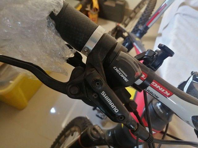 Bicicleta full carbono - Foto 3