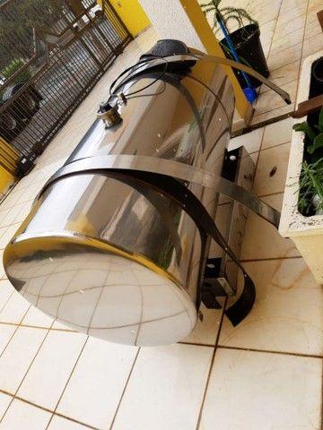 Tanque de combustível para caminhao - Foto 2