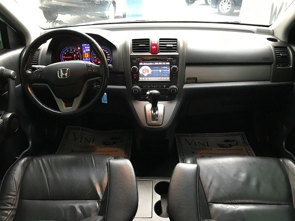 Honda Cr-v Exl ! C/ Teto Solar !! - Foto 5