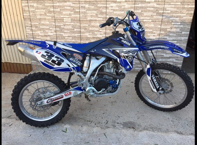 WR 450 2008