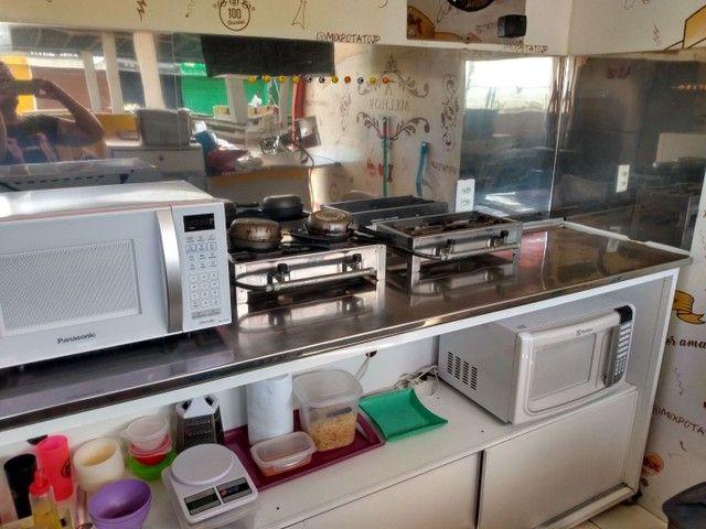 Instalações food truck Manaira - Foto 3
