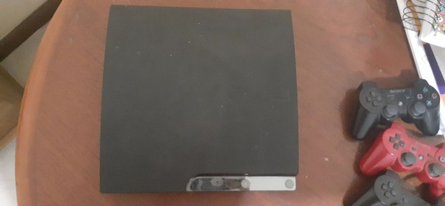 Console de PS3 completo