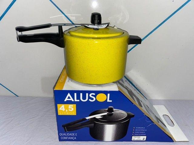 Parcela de pressão de alumínio  - Foto 4