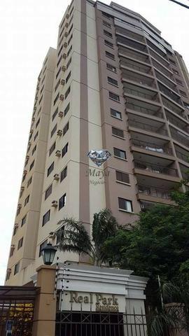 Real Park - Apartamento 3 Quartos, 90 m² c/ armários na 106 Norte - Nascente - Foto 4