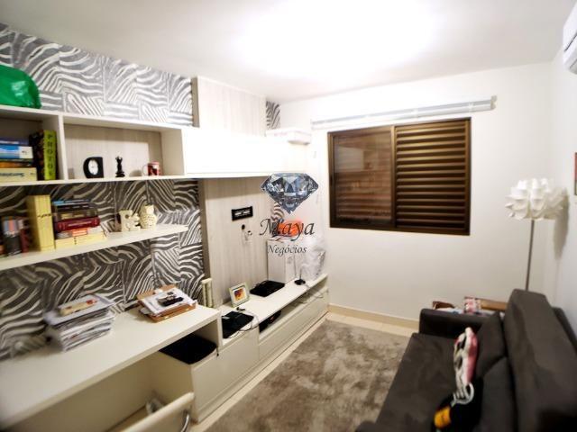 Real Park - Apartamento 3 Quartos, 90 m² c/ armários na 106 Norte - Nascente - Foto 8