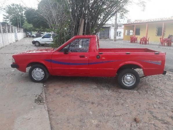 Ford Pampa 1.6 L, motor ap