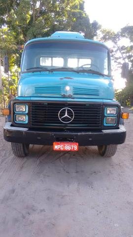 Caminhão trunk 1113 turbinado