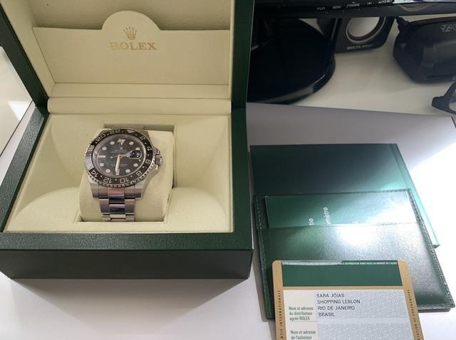 b7b29f59446 Rolex GMT Master II original