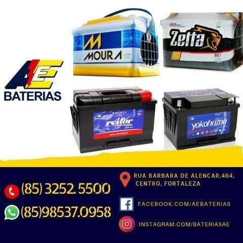 R$183,00 Temos Baterias Para Todos Os Tipos De Veículos