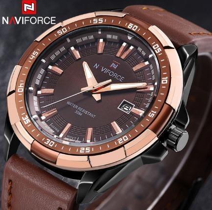 3076336569e Relógio Masculino Naviforce 9056 - Original - Pronta entrega - Novo ...