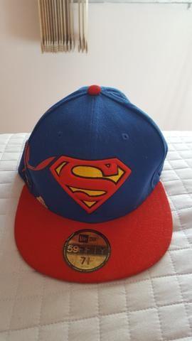 Boné do Superman - Bijouterias a7853a6cfce