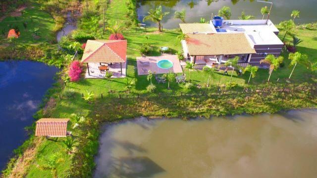 Chácara à venda, 70000 m² por r$ 690.000,00 - zuna rural - coxipó do ouro (cuiabá) - distr - Foto 7