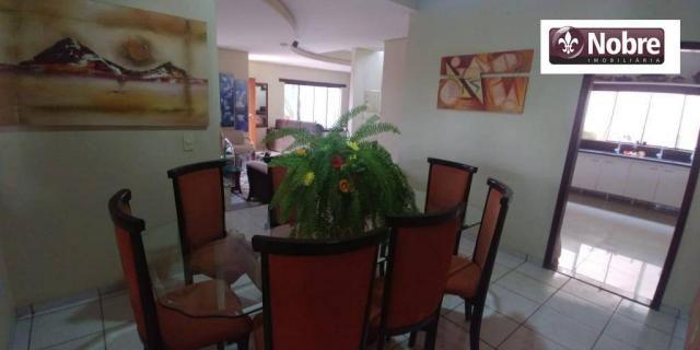 Sobrado para alugar, 272 m² por r$ 4.005,00/mês - plano diretor norte - palmas/to - Foto 12