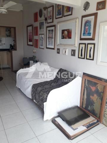 Apartamento à venda com 1 dormitórios em Centro histórico, Porto alegre cod:6542 - Foto 8