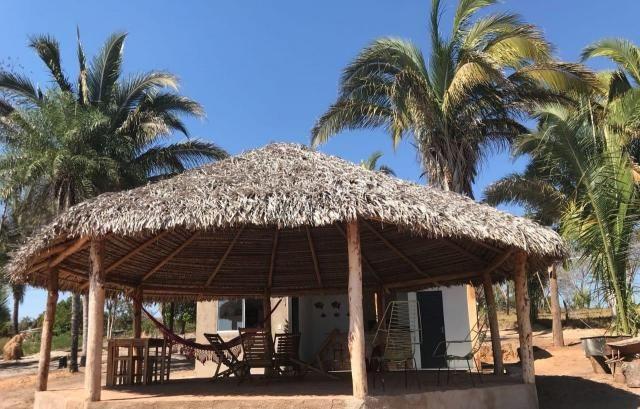 Chácara no lago do manso com 40000 m² por r$ 300.000 - manso - chapada dos guimarães/mt - Foto 6