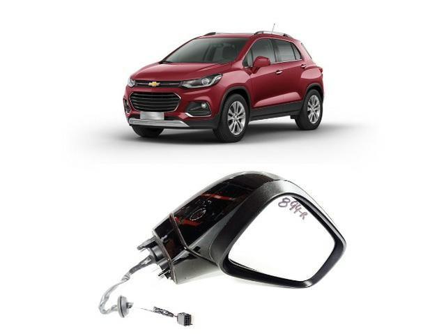 Retrovisor Chevrolet Tracker 2017 2018 2019 Lado Direito