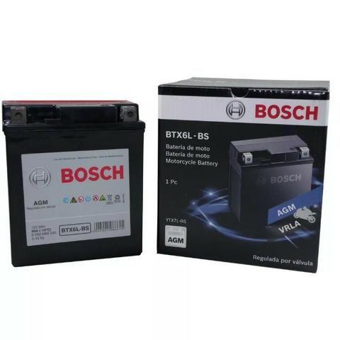 Bateria bosch 6 amperes