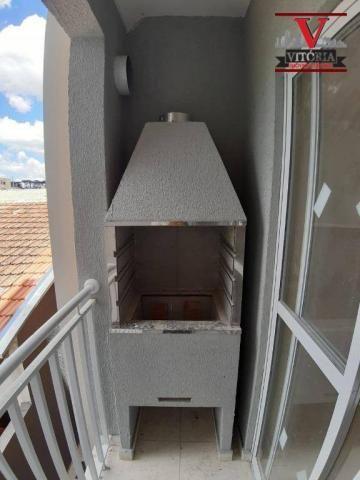 Apartamento - churrasqueira na sacada, 2 dormitórios à venda - parque da fonte - são josé  - Foto 7