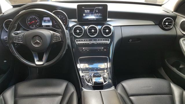Mercedes-Benz C180 Avantgarde 2014/2015 - Foto 8