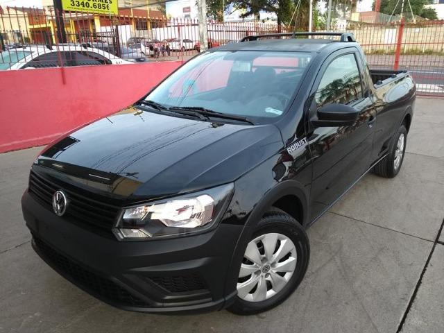 Vw - Volkswagen Saveiro Robust 1.6 8v Cab.Simples *8.000km
