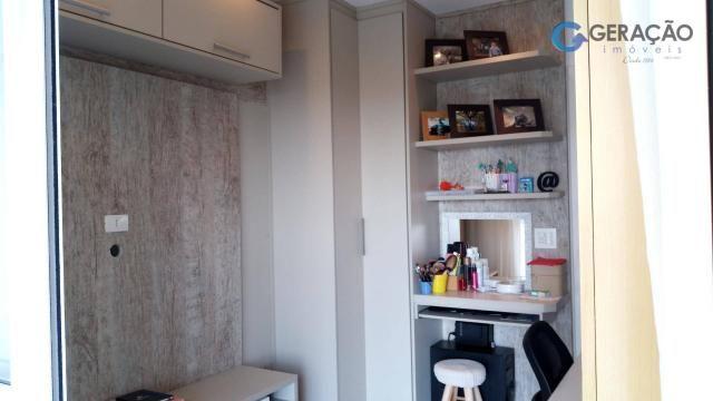 Apartamento com 4 dormitórios à venda, 131 m² por r$ 690.000 - jardim das indústrias - são - Foto 8