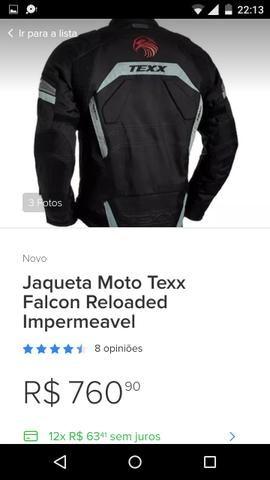 Jaqueta Texx Falcon Reload / Modelo 2019 - Foto 2