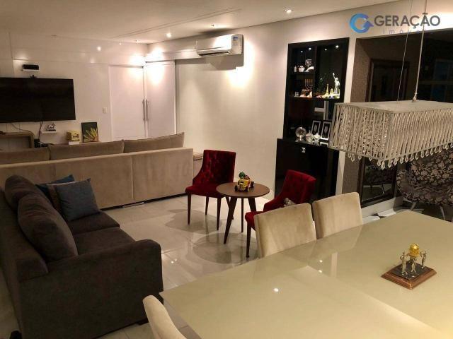 Apartamento com 3 dormitórios à venda, 156 m² por r$ 865.000 - jardim das indústrias - são - Foto 6