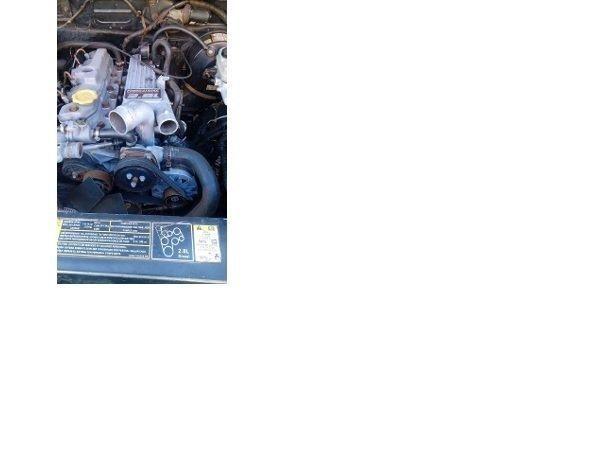 Motor Power Stroke 2.8 Turbo Intercooler F1000 Ranger Van Splinter S10 Blazer Troller - Foto 5