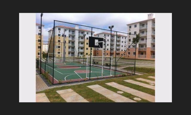 Apartamento com 02quartos/suite 61 m² por R$ 195.000,00 - Praia da Baleia - Serra/ES - Foto 13