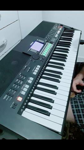 Yamaha psr550b - Foto 2