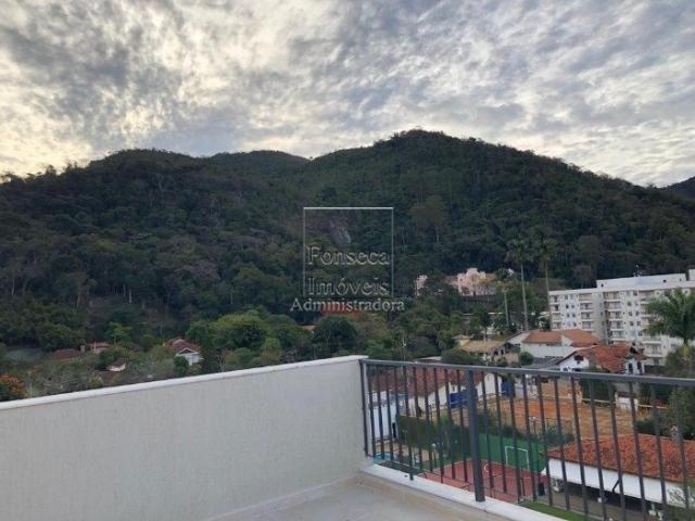 Apartamento à venda com 3 dormitórios em Correas, Petrópolis cod:4071