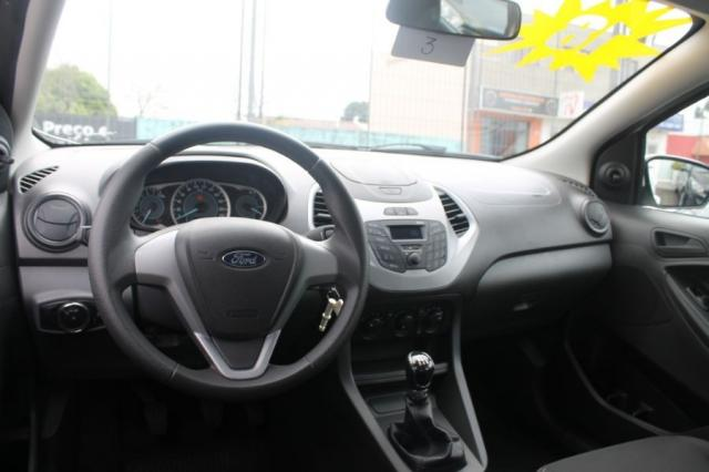 Ford Ka 1.0 SE TiVCT Flex 5P - Foto 6