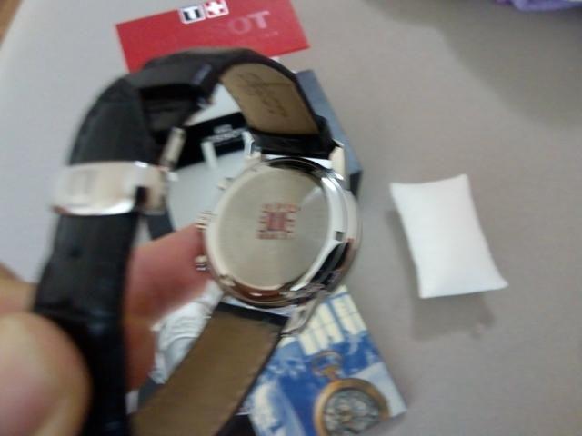 Relógio Tissot parcelo no cartão - Foto 3