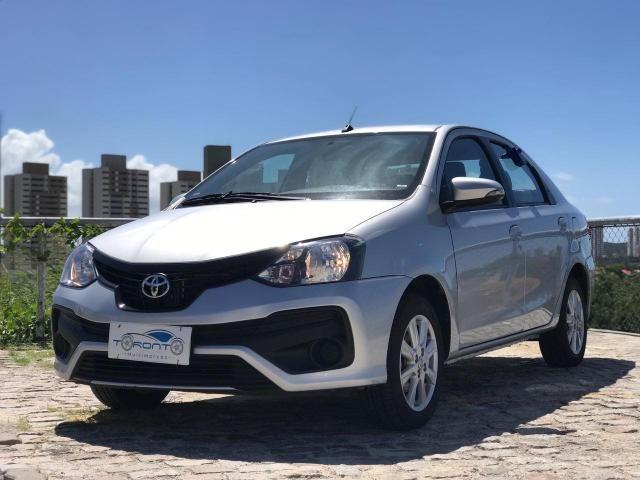 TOYOTA ETIOS 2018/2019 1.5 X PLUS SEDAN 16V FLEX 4P AUTOMÁTICO - Foto 5