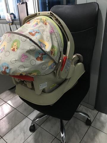 Cadeirinha de bebê GRACO - HIGIENIZADA - Foto 3