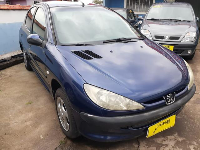 PEUGEOT 206 HATCH TECHNO 1.0 16v  2004