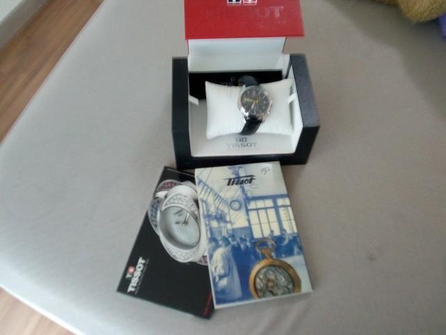 Relógio Tissot parcelo no cartão - Foto 5